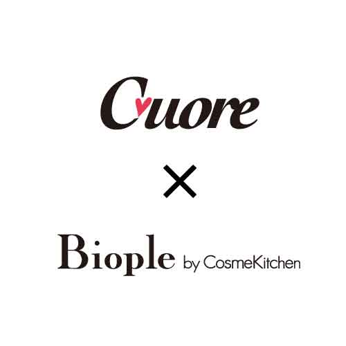 『Journal』『Biople by CosmeKitchen WEB STORE』での連載開始